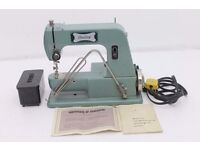 Darling sewing machine by Favta/RET0158, postage available worldwide.