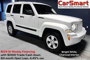 2012 Jeep Liberty Sport   Fresh Tires   Spotless with No Rust  
