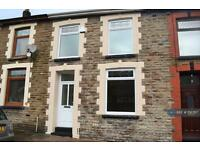 3 bedroom house in Vicarage Terrace, Treorchy, CF42 (3 bed)