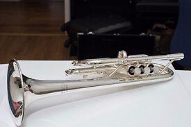 Eb/D Yamaha Trumpet 6610 S