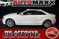 2014 Audi A5 2.0 Progressiv S Line $279 Bi-Weekly! APPLY NOW!
