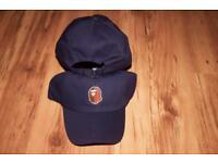 Navy blue bape bathing ape Baseball cap