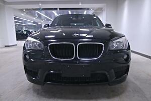 2014 BMW X1 xDrive35i, M-SPORT PACKAGE, LEATHER, ROOF, AWD, NO