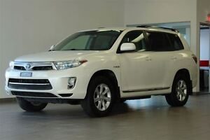 2012 Toyota Highlander Hybrid MAGS FOGS TRES PROPRE