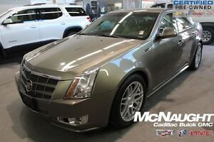 2010 Cadillac CTS 3.6L | AWD | Heated Leather | Bose