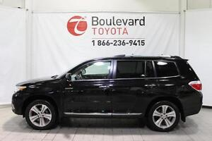 2013 Toyota Highlander * 4WD V6 LIMITED *
