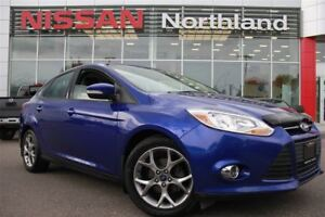2013 Ford Focus SE/Bluetooth/Heated Seats/Sunroof