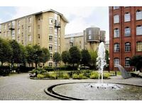 Spacious one double bedroom flat in the prestigious Bow Quarter development LT REF: 2161459