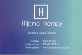 Hijama therapist