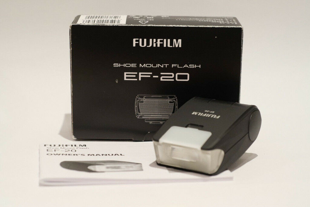 *****SOLD***** Fujifilm EF-20 Shoe Mount Flash