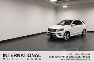 2012 Mercedes-Benz M-Class ML550! VERY CLEAN! FULLY LOADED!