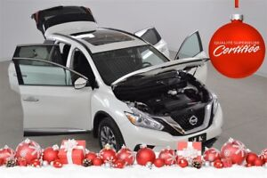 2017 Nissan Murano SV 4WD GPS+Toit Panoramique+Camera Recul