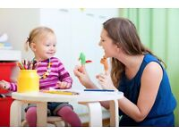 Part Time Child-Friendly Live Out Nanny in North West, London