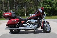 2014 Harley-Davidson® USED FLHTKSE - CVO ELECTRA GLIDE ULTRA LIM