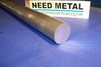 7075 T651 Aluminum Round Bar 2-38 Dia X 12-long--2.375 Dia 7075 Aluminum