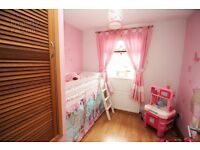 Gorgeous Midsleeper Cabin Single Bed - 6 months old - Immaculate