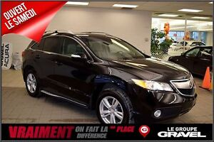 2015 Acura RDX Tech BLUETOOTH CAMERA GPS CUIR TOIT OUVRANT