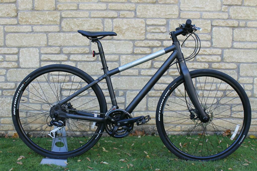 Giant Seek 3 2010 Hybrid Bike Size Small 16 In Edinburgh