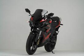*Brand New* AJS R7 125 sports learner. Warranty. Free delivery. Main dealer