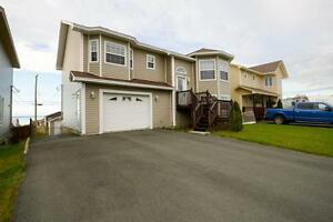 Beautiful, Spacious, 2 + 1 Bedroom Home with Garage and Shed