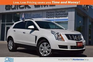 2013 Cadillac SRX Leather|Front Wheel Drive|Heated Seats