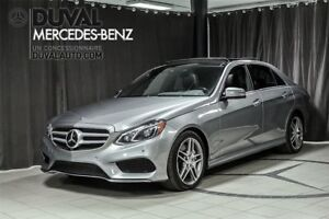 2015 Mercedes-Benz E-Class E550 4MATIC / V8 Bi-TURBO 407 HP