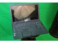 USED TOSHIBA SATELLITE 15 INCH LAPTOP AMD E1-1200 APU MEMORY 1TB**GREAT WORKING CONDITION**