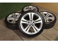 BMW Alloy wheels - 10 Sets Currently Available - 5x120 1 3 5 7 Series Z4 Z3 X5 E46 E90 E60 E39 F30