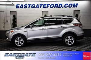 2013 Ford Escape SE with leather
