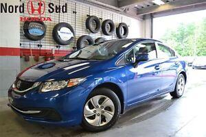 2013 Honda Civic LX*AUTOMATIQUE*BLUETOOTH*A/C*