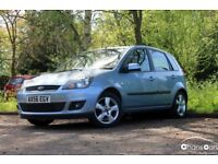 2006 Ford Fiesta 1.4 Zetec Climate 5dr £2150