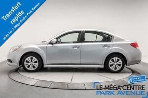 2012 Subaru Legacy 2.5i * PROMO PNEUS D'HIVER * BANCS CHAUFFANTS