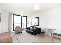 E16 1BE Canning Town, Fully Furnished, 24hr Concierge, Access to both Dlr & Jubilee Line