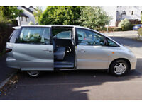 Toyota Previa 2.4 VVT-i GS, 8 seater people carrier MPV