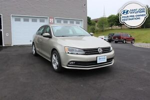 2015 Volkswagen Jetta TDI Comfortline! DIESEL! TWO SETS OF TIRES