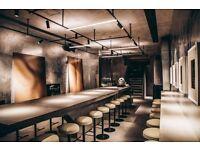 Untitled Bar - Chef de Partie positions available