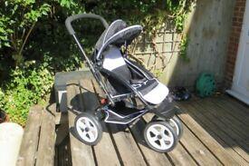 Children's 3 Wheeler Stroller