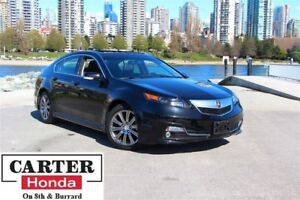 2014 Acura TL A-Spec *Local, X-Lease*