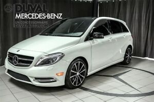 2013 Mercedes-Benz B-Class B250/ SPORT PACKAGE+TOIT PANORAMIQUE