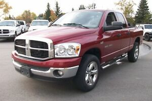 2007 Dodge Ram 1500 SLT QUADCAB 4X4 HEMI -MINT!