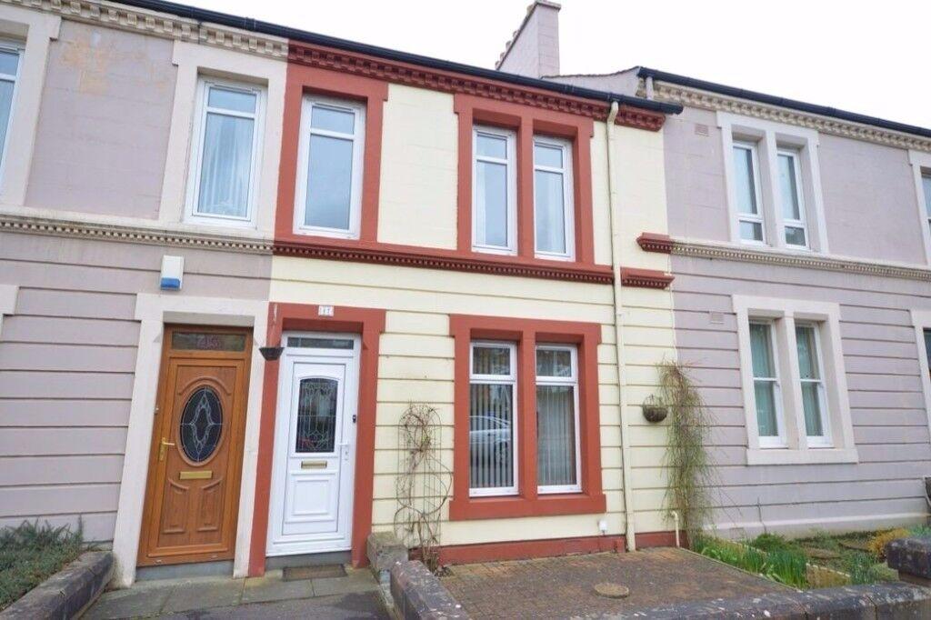 Unfurnished 3 Bedroom House For Rent In Central Kirkcaldy