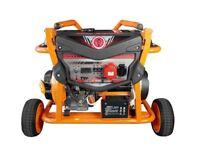 Generator KRAFTWELE KW9800 3PHASE PETROL 9,8KW
