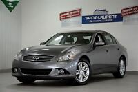2011 Infiniti G25 Sedan,awd Luxury,toit