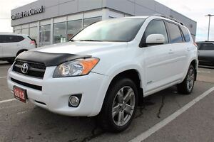 2012 Toyota RAV4 Sport AWD Leather Sunroof