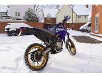 Yamaha XT 125 2011