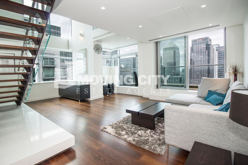 2 bedroom flat in Pan Peninsula Square, Canary Wharf