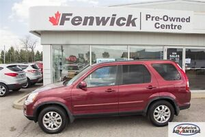 2006 Honda CR-V EX-L - Accident Free - One Owner