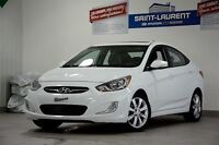 2013 Hyundai Accent toit ouvrant GLS,mag