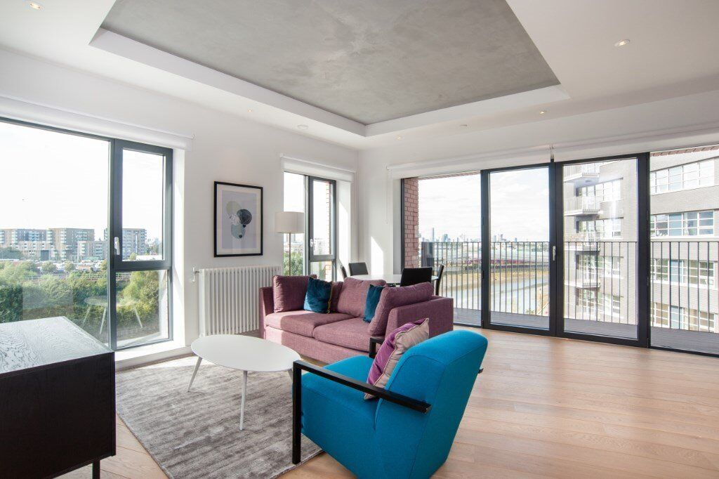LUXURY BRAND NEW 2 BATH 2 BED CITY ISLAND JAVA BUILDING E14 CANARY WHARF CANNING TOWN EAST INDIA