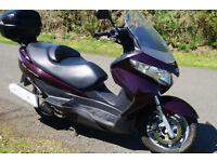 SUZUKI BURGMAN 125cc !!!!! low milage
